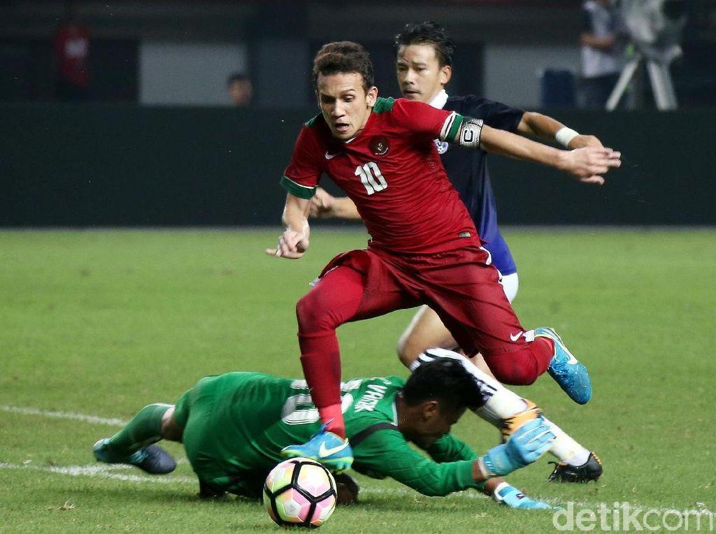 Timnas Indonesia U-19 Bungkam Kamboja 2-0