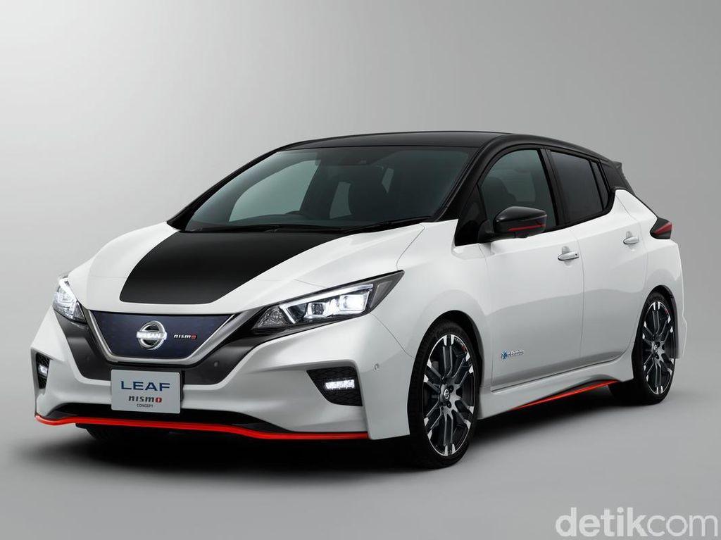 Nissan LEAF Makin Garang