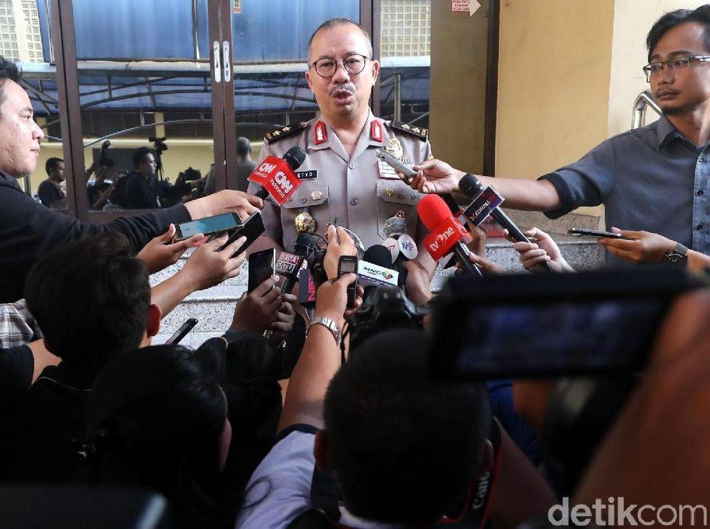 Kadiv Humas Polri Jelaskan Pertemuan Kapolri dengan Pansus Angket KPK