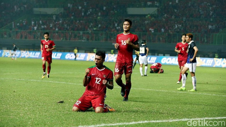 Indonesia Tundukkan Kamboja 3-1
