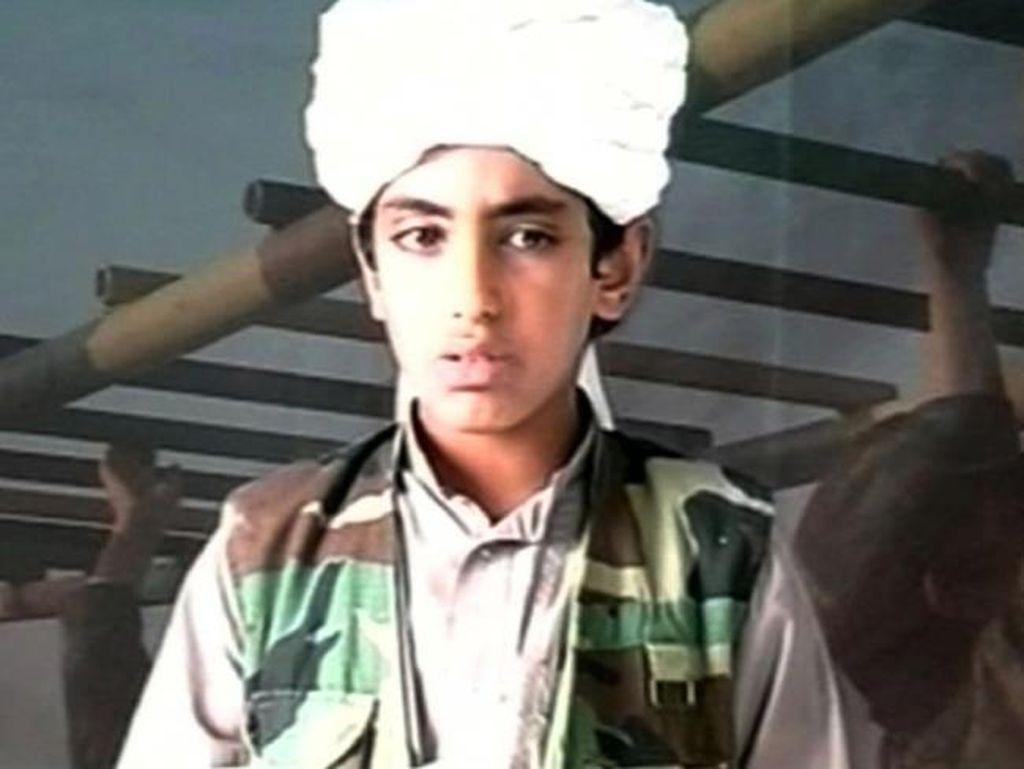 Pasukan SAS Diperintahkan Tangkap Atau Bunuh Putra Osama bin Laden