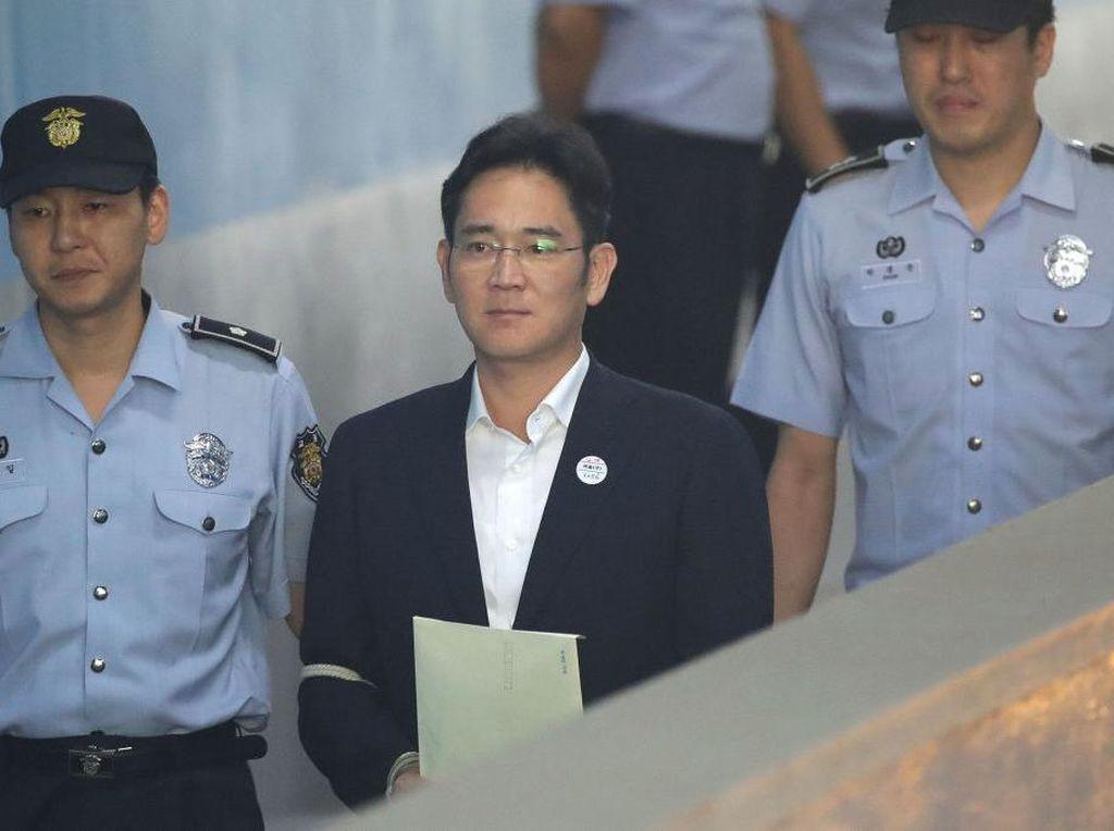 Terlibat Skandal Korupsi, Pangeran Samsung Janji Tak Wariskan Takhta ke Anak-anaknya