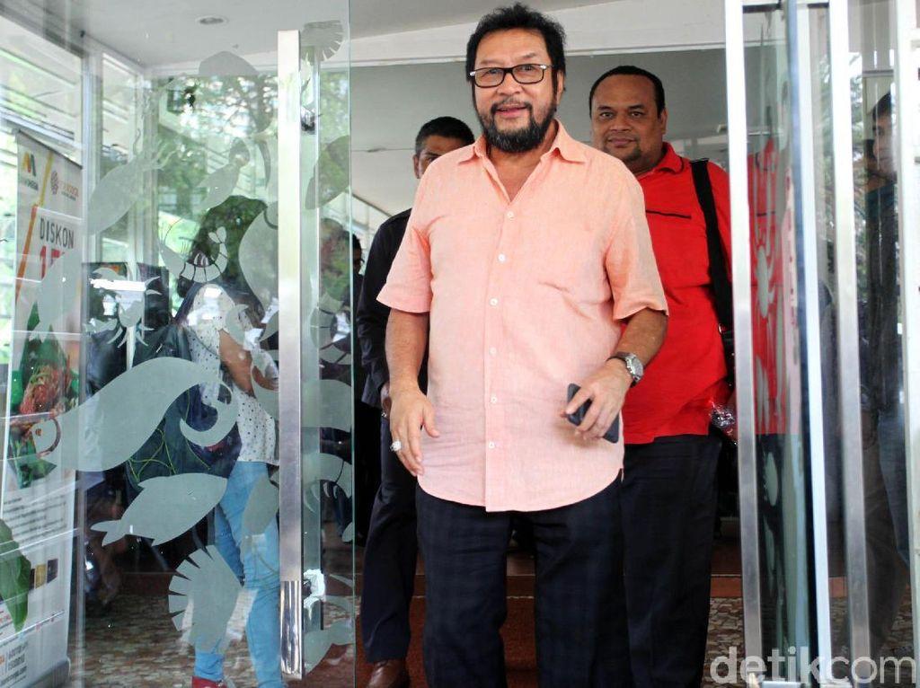 Yorrys: Ditahan Ya Wajib, Kenapa Setya Novanto Tak Bisa Ditahan?