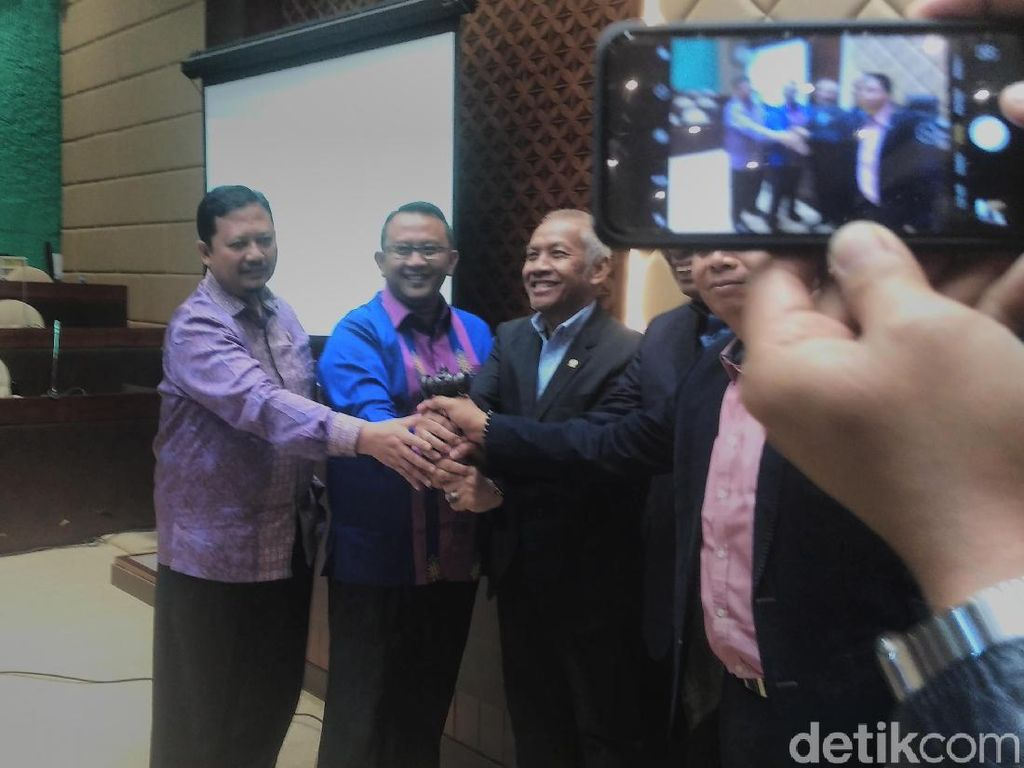 Fraksi Demokrat Rombak Pimpinan 3 Komisi di DPR