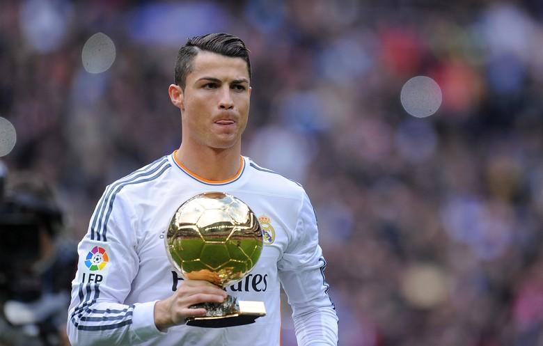 Cristiano Ronaldo Sang Dermawan