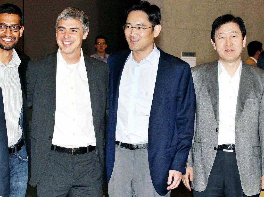 Momen Kejayaan Sang Pangeran Samsung Sebelum Masuk Bui