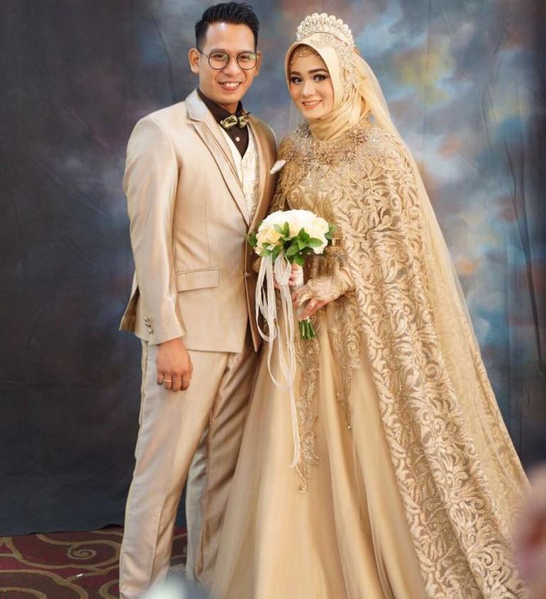 Foto 20 Inspirasi Gaun Pengantin Syar I Yang Cantik Dan Modern