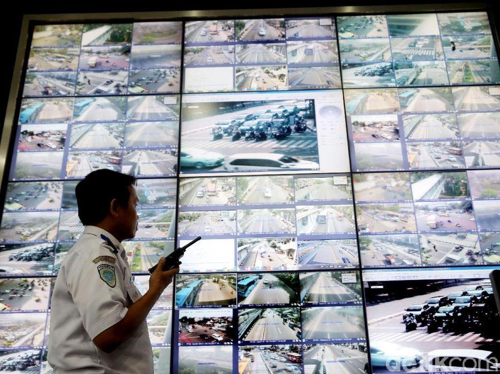 Hari Pertama PSBB DKI, Dishub Bekasi Pantau Perbatasan dengan Jakarta