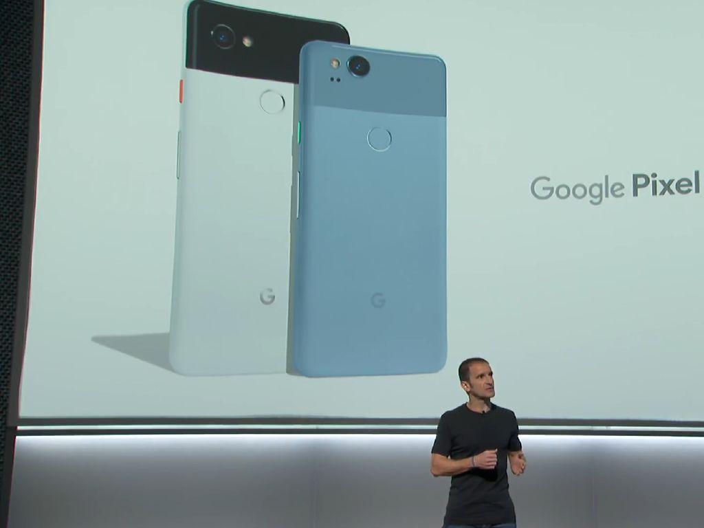 Google Pixel 2 Sebenarnya Punya Jack Audio, Tapi...