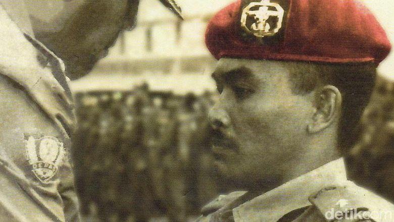 Agus Hernoto, Prajurit Berkaki Satu Yang Menjadi Legenda Kopassus