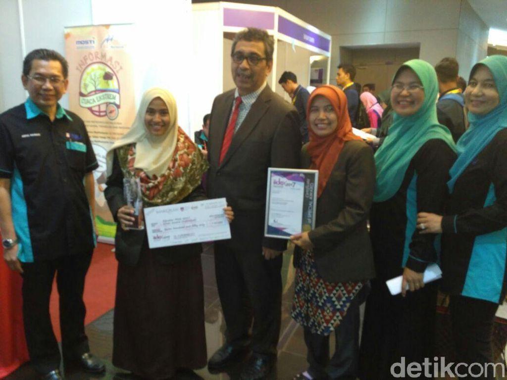 Tiga Produk UMM Raih Empat Award di Malaysia