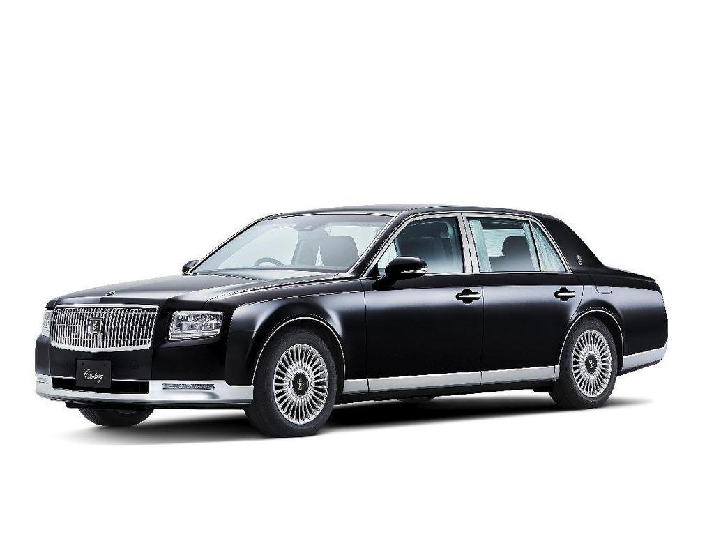 Model Baru Mobil Kaisar Jepang