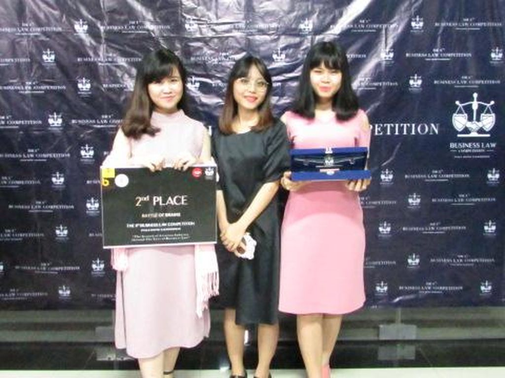 Mahasiswa Ini Menang Business Law Competition, Begini Tipsnya