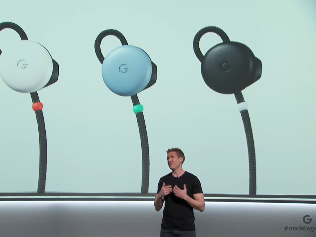 Google Pixel Buds, Earphone Rp 2 Jutaan Pesaing AirPods