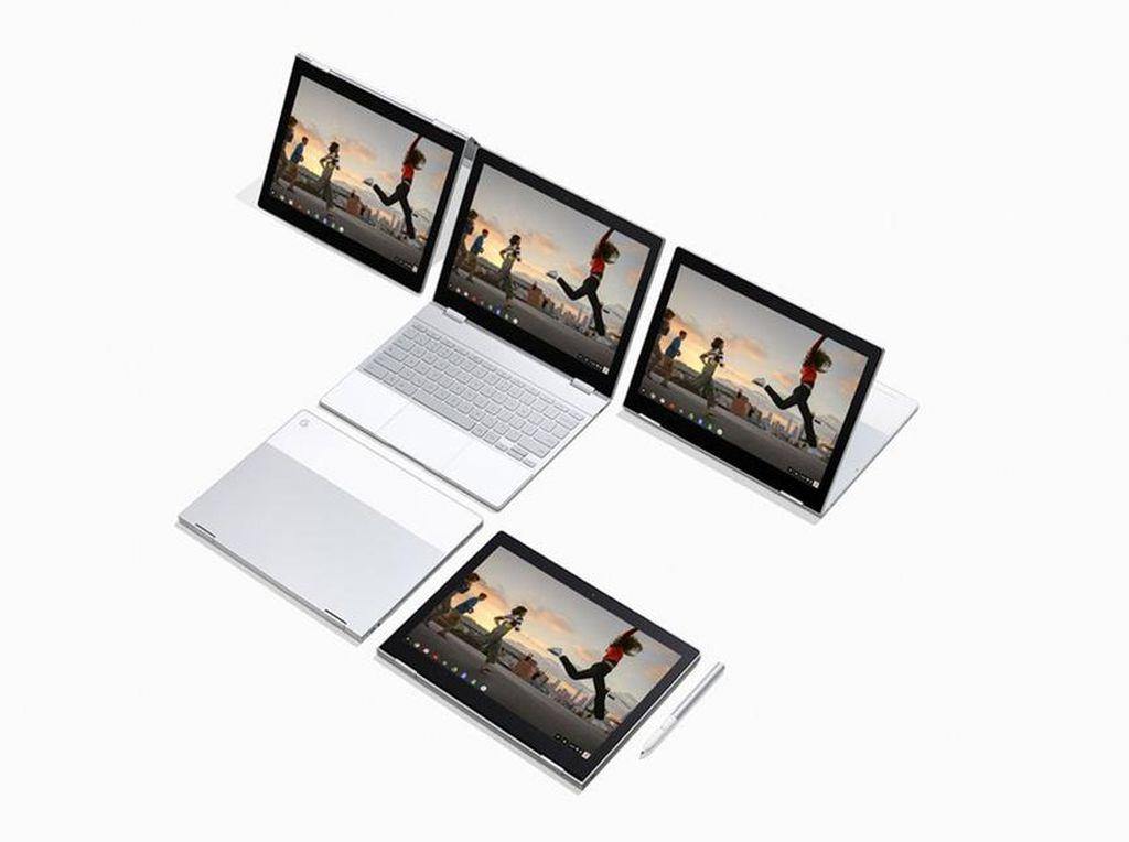 Karyawan Divisi Tablet dan Laptop Google Diminta Pindah
