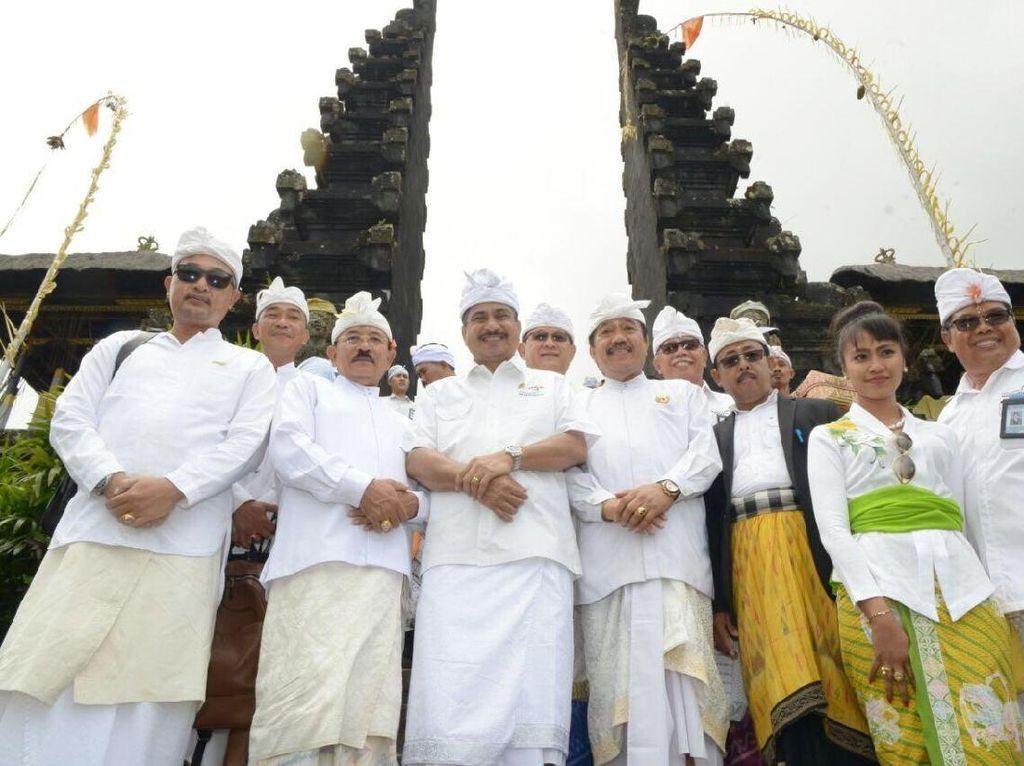 Sektor Pariwisata Dapat Rp 1,1 Triliun dari Pertemuan IMF-WB Bali