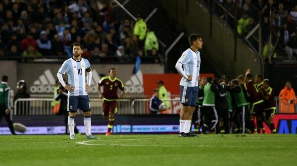 Messi-Dybala Takkan Diduetkan di Dua Laga Krusial Argentina