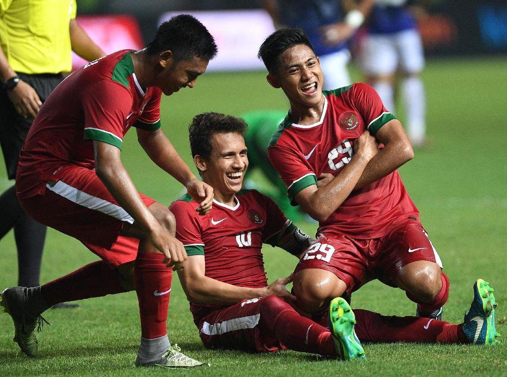 Susunan Pemain Indonesia vs Brunei: Egy Starter, Saddil Cadangan