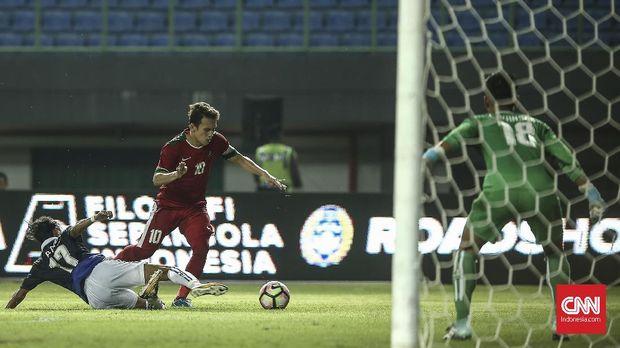Egy Maulana Vikri kini jadi satu-satunya pemain Indonesia yang bermain di Liga Polandia.