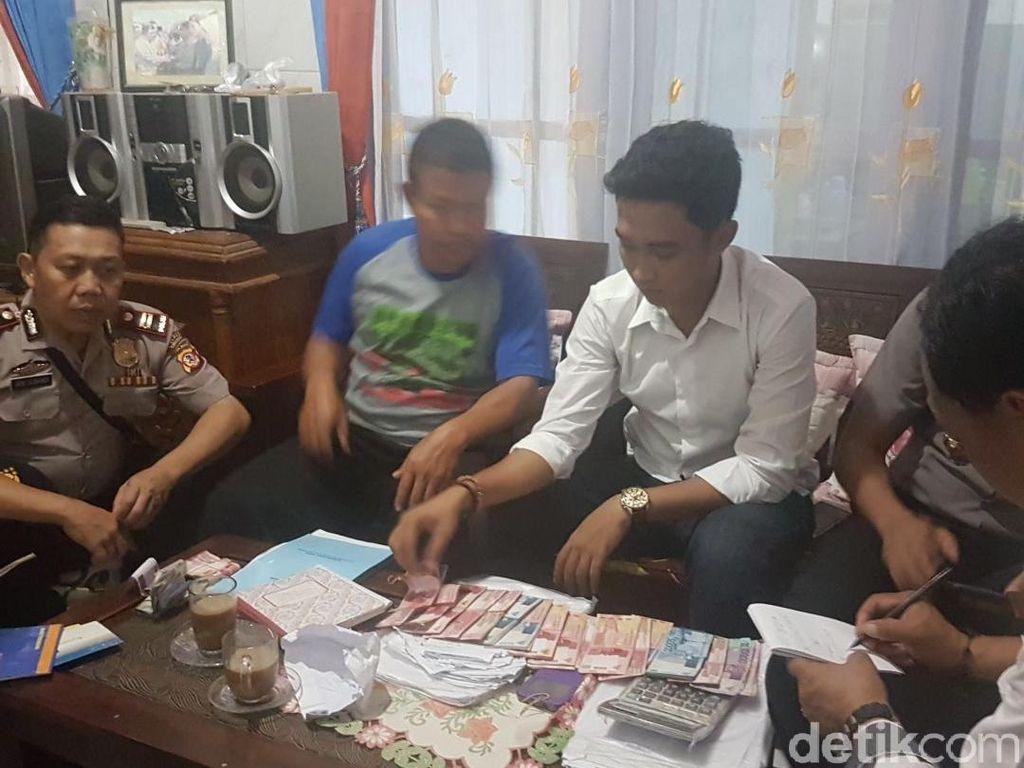 Pungut Uang Prona, 2 Warga Cirebon Kena OTT Saber Pungli