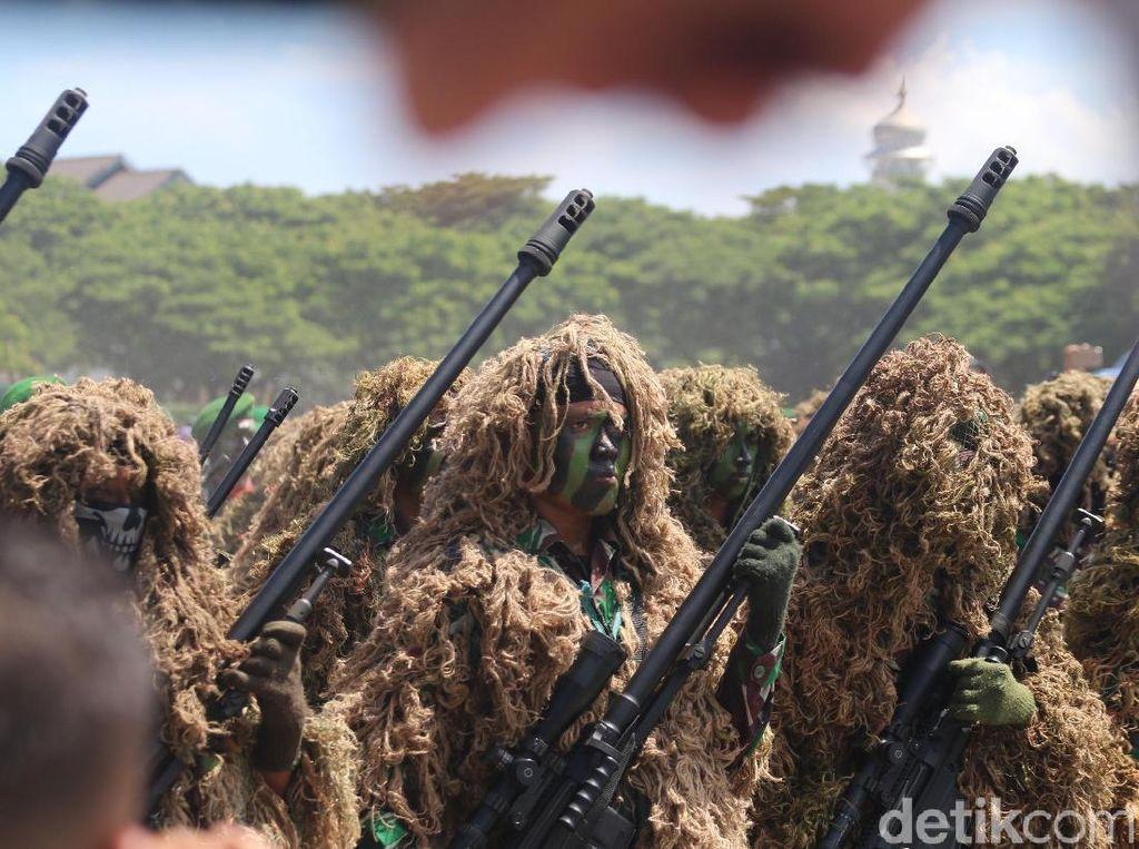 Perpres Jabatan Fungsional TNI Bukan untuk Jabatan Sipil