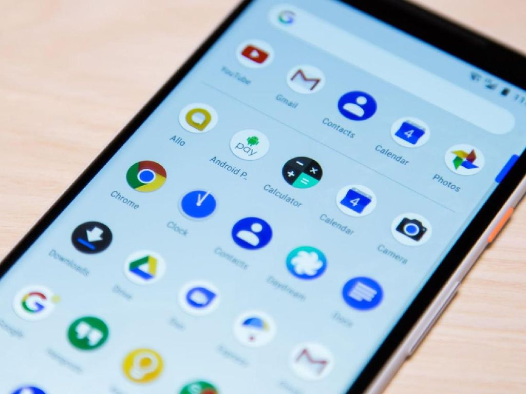 Samsung Sindir Layar Google Pixel 2 XL