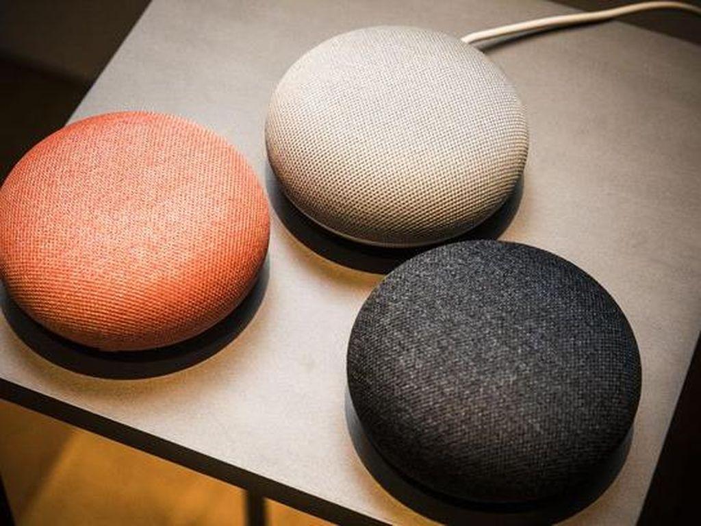 Asyik, Speaker Pintar Google Makin Murah