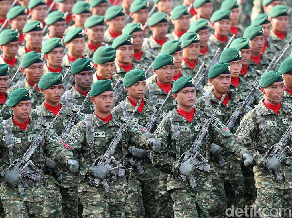 Top! 2 Remaja Suku Anak Dalam Lolos Seleksi Lanjutan Tamtama TNI