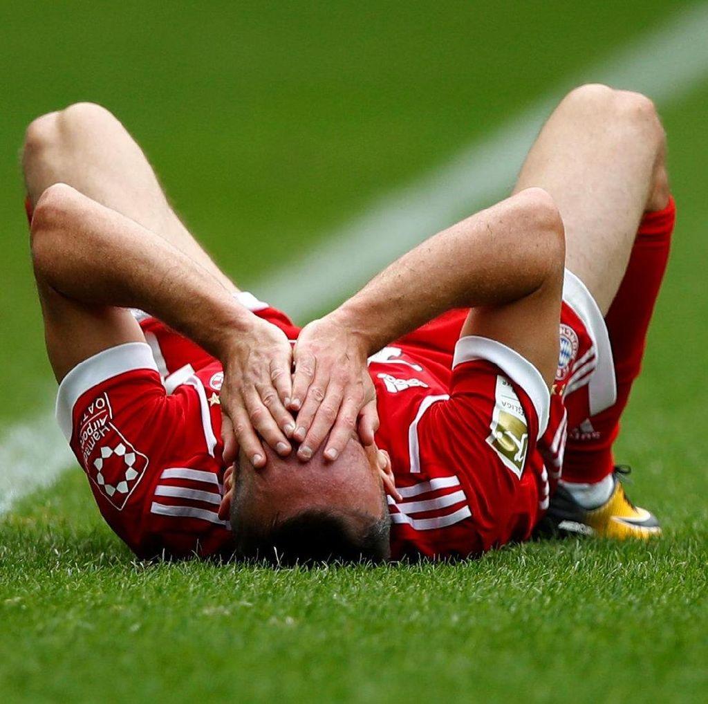 Cedera Parah, Ribery: Aku Belum Habis