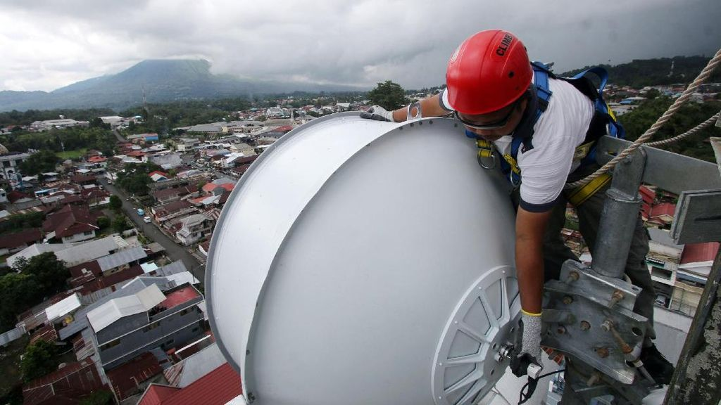 XL Perluas Jaringan 4G di Sulawesi Utara