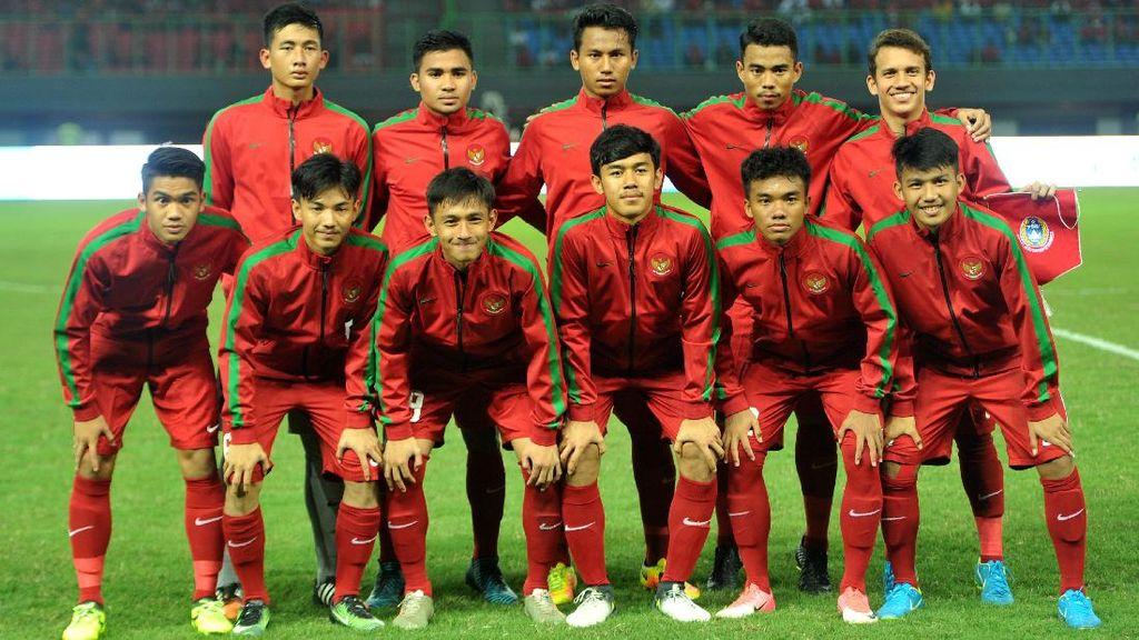 Timnas U-19 ke Lembang Dulu, Setelah Itu Baru ke Korsel