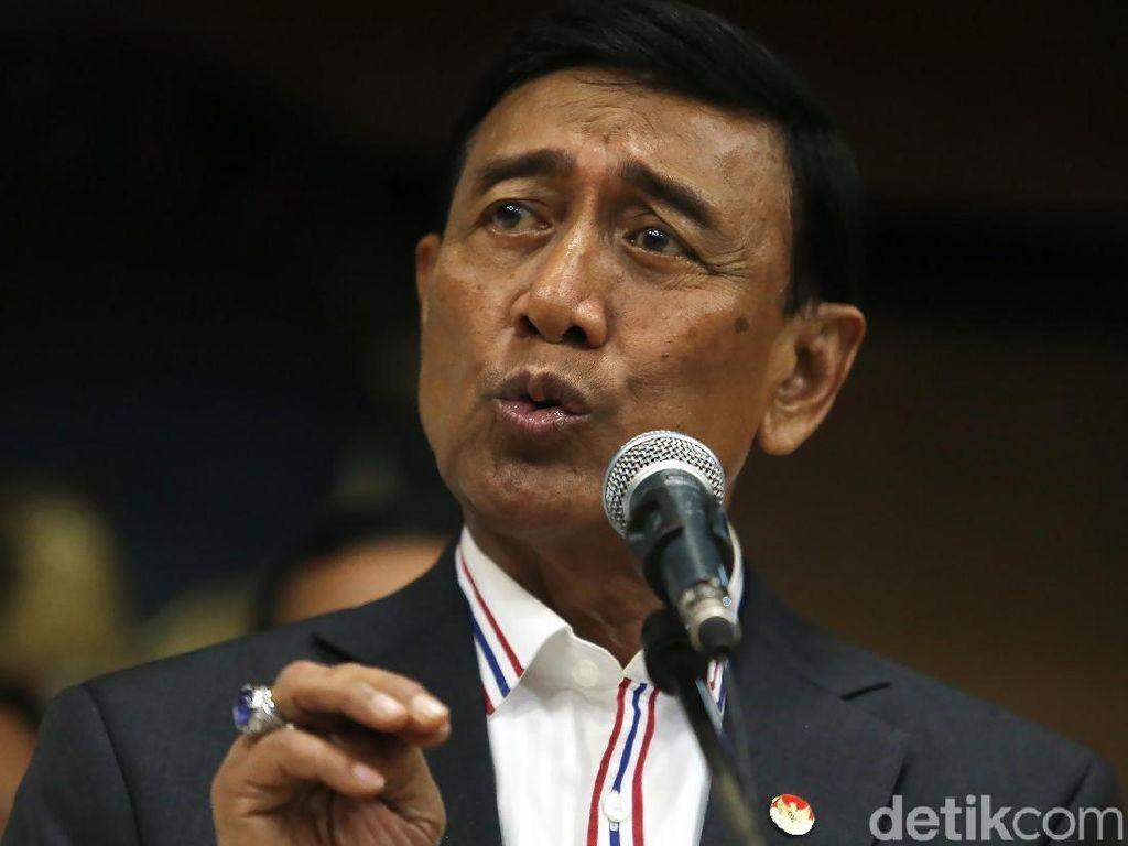 Diusulkan Jadi Cawapres Jokowi, Wiranto: Saya Tidak akan Kampanye
