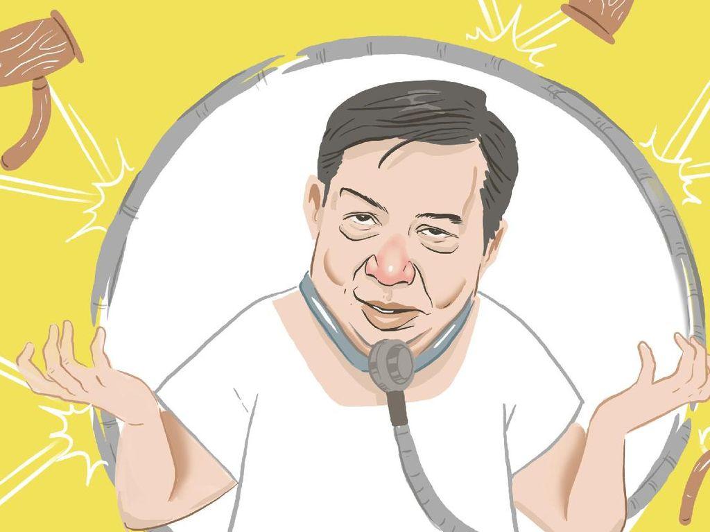Beranikah KPK Mengeluarkan Sprindik Baru untuk Setya Novanto?