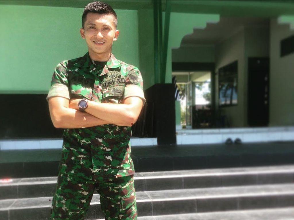 Foto: Deretan Anggota TNI Ganteng yang Memikat Hati Wanita