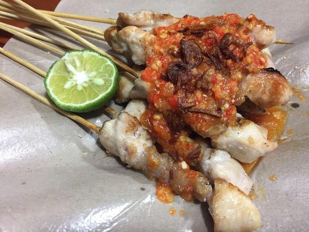 Pedas Mantap, Sate Taichan dengan Lumuran Sambal Rawit