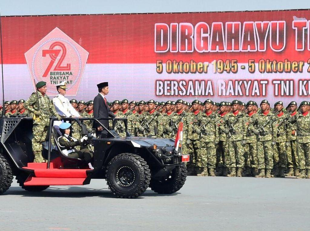 TNI AD Kembali Juara Tembak ASEAN, Jokowi: Rakyat Sangat Bangga!