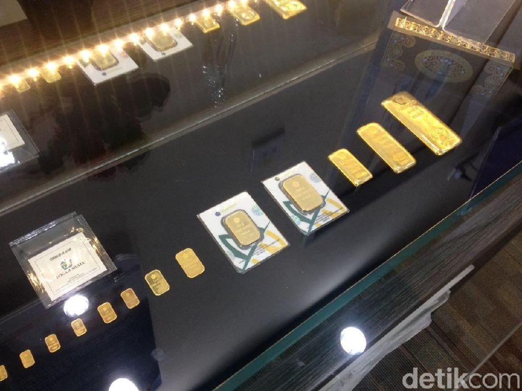 Belinya Bisa Online, Investasi Emas Makin Diburu