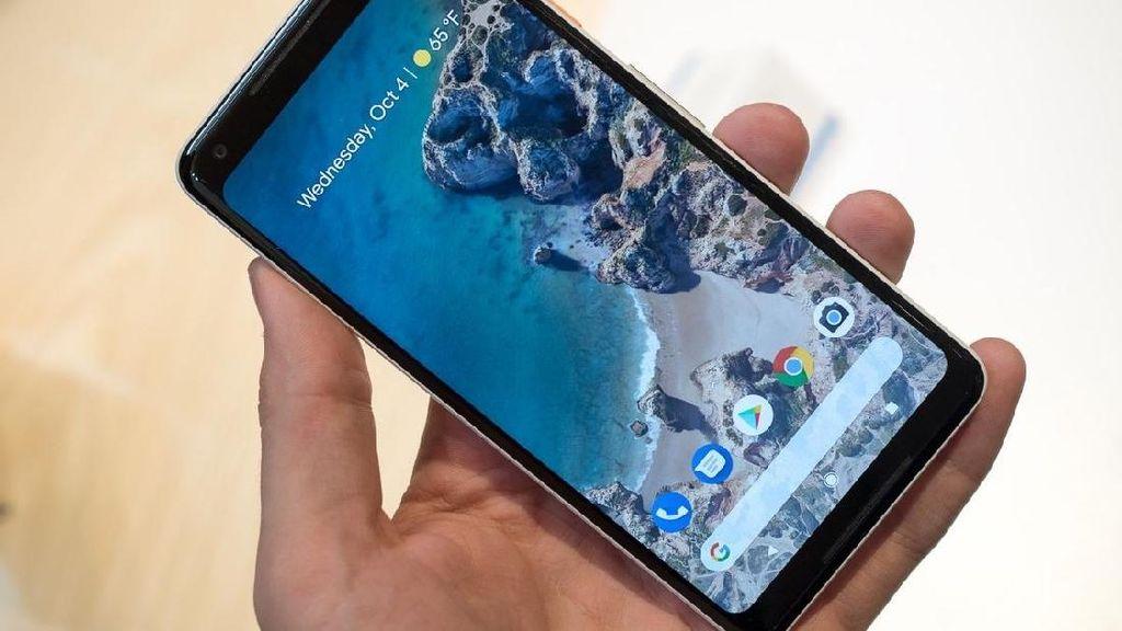 Google Pixel 2, Ponsel Android Elit Penantang iPhone X