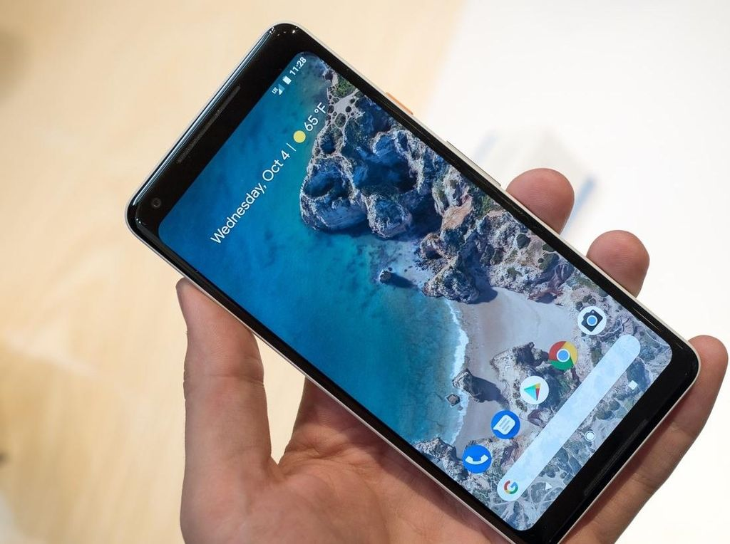 Google Pixel 2, Ponsel Android Elit Penantang iPhone X