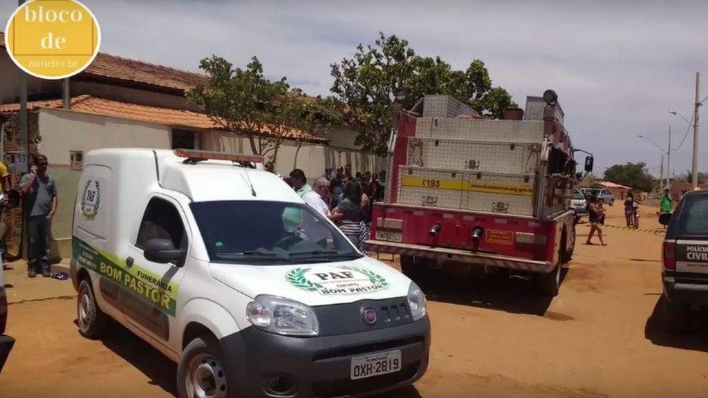 Tempat Penitipan Anak di Brasil Dibakar, 4 Anak Tewas
