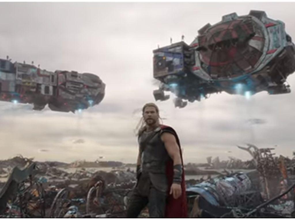 Ini Bagian di Thor: Ragnarok yang Jadi Spoiler Avengers: Infinity War