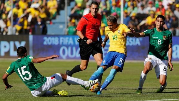 Tite Senang dengan Performa Brasil, tapi Kesal dengan Hasilnya