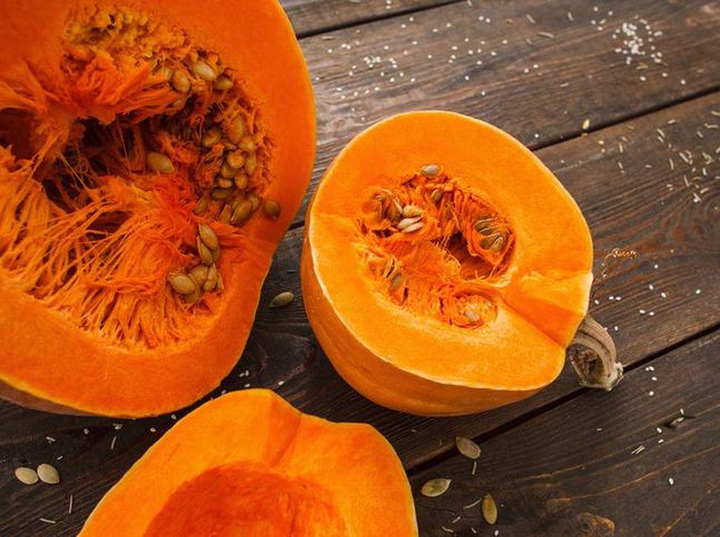 Rayakan Halloween, 10 Sajian China Ini Juga Diberi Sentuhan Labu