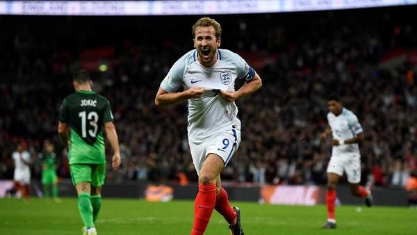 Gol Kane di <I>Injury Time</i> Loloskan Inggris ke Putaran Final