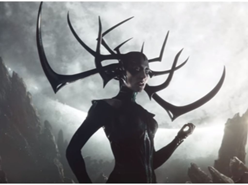 Jadi Villain, Cate Blanchett: Fantastis!