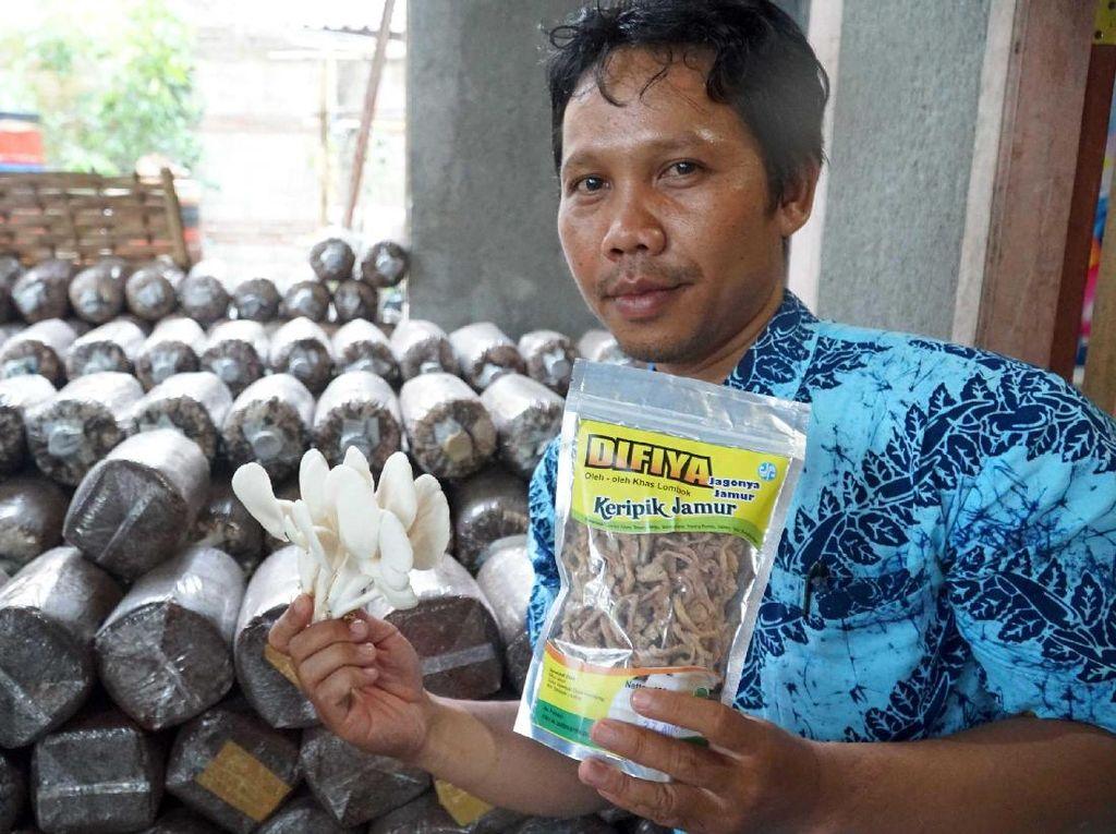 YDBA Kembangkan Komunitas Sektor Unggulan UMKM Kuliner di Mataram