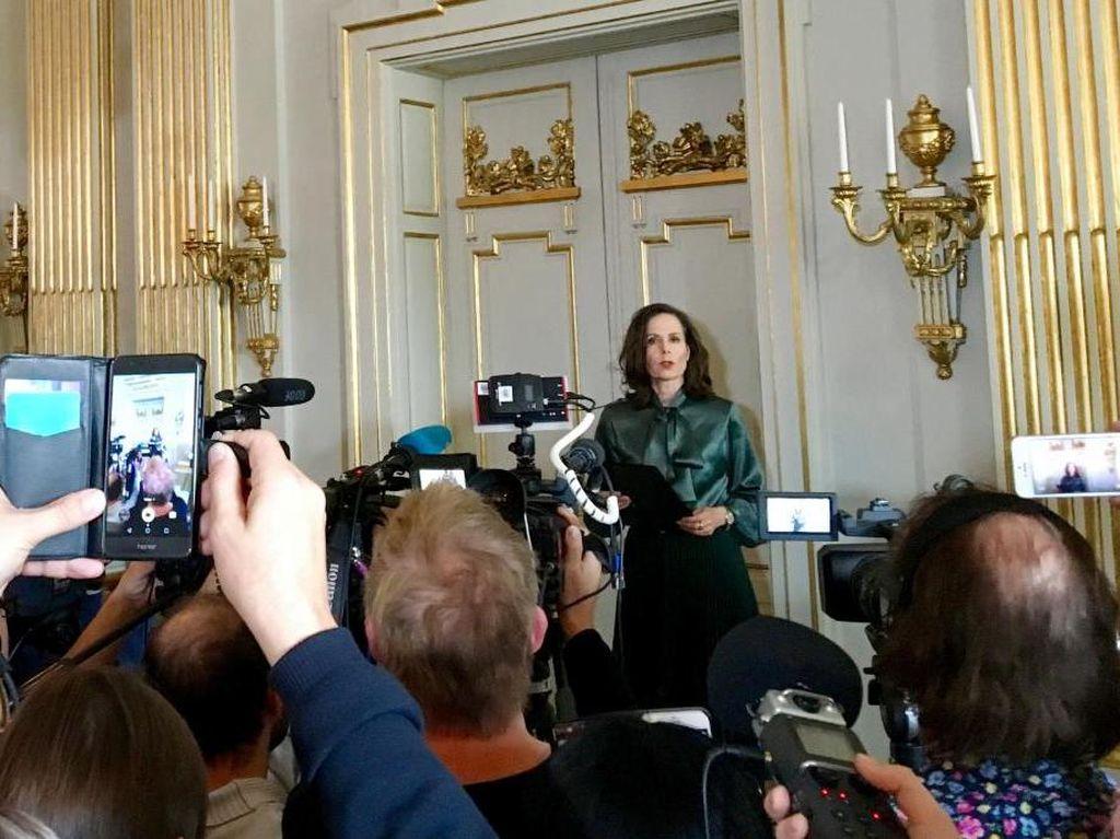 Skandal Seks di Akademi Swedia, Kepala Hadiah Nobel Sastra Berhenti
