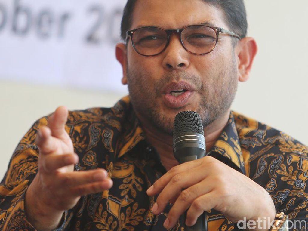Nasir Djamil Jagokan Anis Matta dan Aher Jadi Cawapres 2019