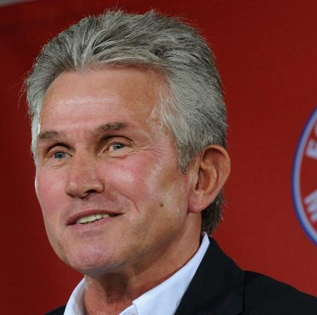 Heynckes Kembali ke Bayern, Melatih sampai Akhir Musim