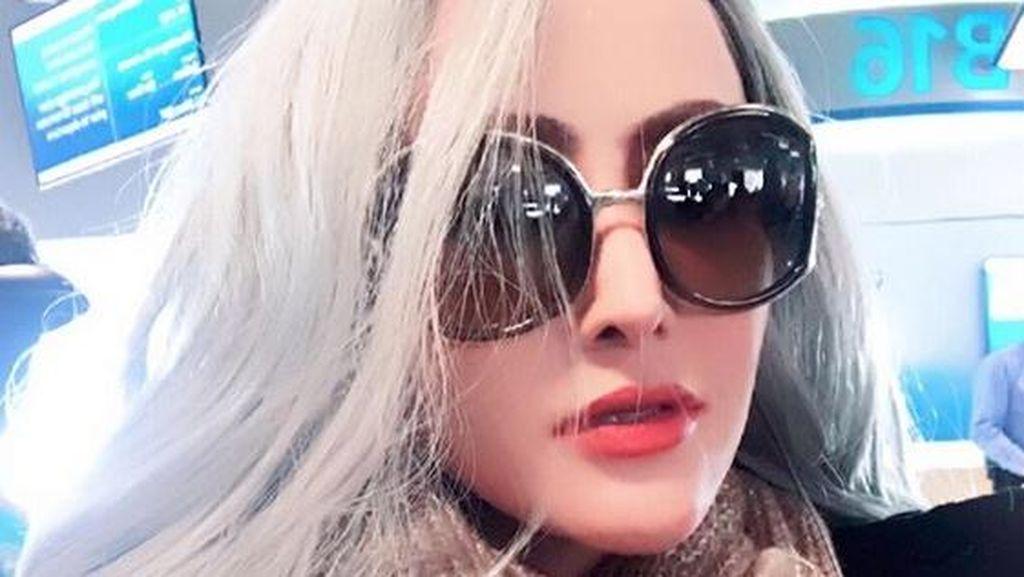 Cynthiara Alona Lepas Hijab, Ariel Tatum yang Makin Cantik